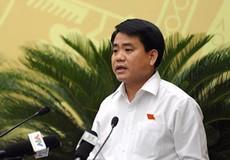 Chủ tịch TP.Hà Nội: Không có lợi ích nhóm trong quy hoạch ga Hà Nội