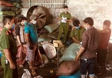 Đắk Nông họp báo khẩn vụ cà phê trộn pin bán ra thị trường