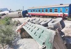 Vụ lật tàu hỏa: Khởi tố vụ án, khởi tố bị can, bắt tạm giam hai nhân viên gác chắn