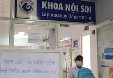 3 ngày viện sản Từ Dũ cách ly chống dịch cúm A/H1N1