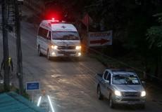 Đã có 6 cầu thủ nhí Thái Lan được cứu khỏi hang Tham Luang
