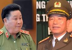 Chính Phủ trả lời về việc kỷ luật hành chính với 2 tướng lĩnh công an
