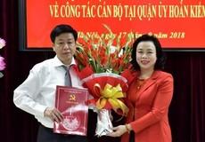 Hà Nội, TP Hồ Chí Minh có nhân sự mới