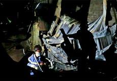 Phát hiện phần thi thể sau vụ hỏa hoạn gần Viện Nhi