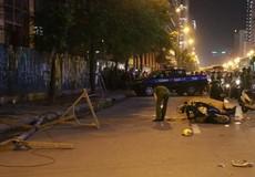 Thông tin chính thức về vụ rơi khung sắt khiến một người phụ nữ tử vong