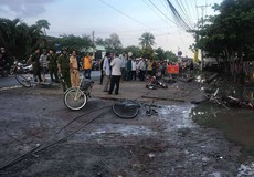 Bi kịch thảm thương sau vụ 6 nạn nhân thương vong do dây điện đứt