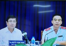 Chủ tịch UBND TP.HCM Nguyễn Thành Phong tiếp đại diện các hộ dân Thủ Thiêm