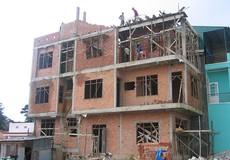 Kê khai thuế vãng lai ngoại tỉnh cho công trình xây dựng