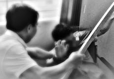 Đi  liên hoan mừng ngày Nhà giáo,cô giáo mầm non bị chồng chém trọng thương