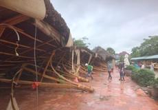 Bà Rịa - Vũng Tàu  hứng chịu thiệt hại sau cơn bão số 9