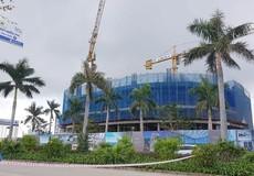 Giàn giáo dự án 30 tầng Citadines Marina Hạ Long đổ sập, 2 người tử vong