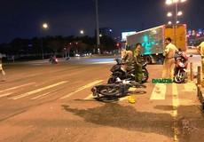 Xe cứu thương chở người bị tai nạn đi cấp cứu rồi... 'mất tích'?