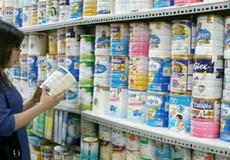 Áp giá trần, mỗi hộp sữa  giảm giá từ 50 -70.000 đồng