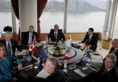 Ngoại trưởng G-7 họp bàn về biển Đông