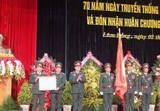 Chủ tịch nước Trần Đại Quang gửi thư khen Học viện Lục quân