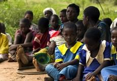 Công bố số liệu đau lòng về trẻ em châu Phi