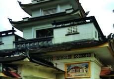 Xót xa ngôi chùa nổi tiếng thành hoang phế