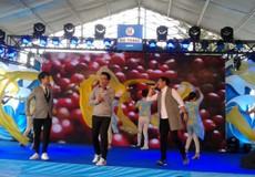Khai mạc chương trình nghệ thuật Lễ hội Cà phê Mê Trang lần thứ VI năm 2017