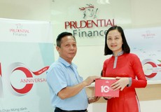 Tài chính Prudential kỷ niệm 10 năm phát triển tại Việt Nam