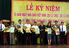 GELEX hỗ trợ 1,2 tỷ đồng xây dựng bếp ăn cho Trường Phổ thông dân tộc nội trú tỉnh Ninh Thuận
