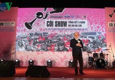 Ford tổ chức Còi Show tuyên truyền về an toàn giao thông