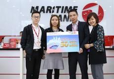 Bất ngờ nhận chuyến du lịch Mỹ 'cực chất' khi mở thẻ tín dụng du lịch Maritime Bank Visa