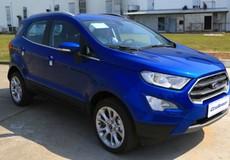 Xuất xưởng Ford EcoSport phiên bản mới