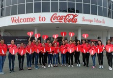 Coca-Cola trở thành nhà tuyển dụng được yêu thích nhất năm 2017