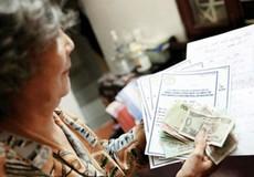 Cân nhắc các phương án điều chỉnh lương hưu