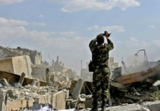 Thanh tra hóa học bắt đầu điều tra tại Syria
