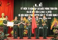 Kỷ niệm 70 năm Tạp chí Quốc phòng toàn dân ra số đầu: Xứng đáng là cơ quan lý luận về bảo vệ Tổ quốc của Đảng trong Quân đội