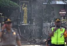 Tin mới nhất vụ đánh bom liều chết ở Indonesia: 11 người thiệt mạng