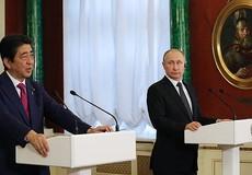 Nga, Nhật sẽ bàn về hợp tác kinh tế chung ở khu vực tranh chấp