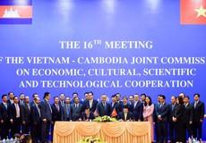 Đưa hợp tác Việt Nam - Campuchia ngày càng mở rộng và đi vào chiều sâu
