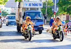Cần Thơ: Đảm bảo an toàn giao thông cho hơn 13.000 thí sinh thi THPT quốc gia