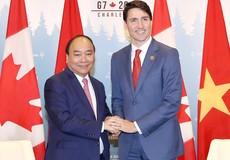 Thúc đẩy quan hệ Đối tác toàn diện Việt Nam - Canada ngày càng thực chất, hiệu quả