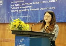 74% phần mềm không bản quyền được cài đặt trong máy tính cá nhân
