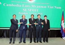 Thủ tướng Nguyễn Xuân Phúc dự Hội nghị Cấp cao CLMV 9