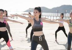 Thí sinh HHVN 2018 khoe dáng với bikini giữa biển trời Quy Nhơn