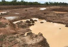 Bình Thuận: Ai bảo kê khai thác đất trái phép tại huyện Bắc Bình?