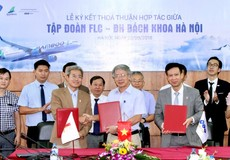 Tập đoàn FLC hợp tác với Đại học Bách Khoa phát triển nguồn nhân lực cho Bamboo Airways