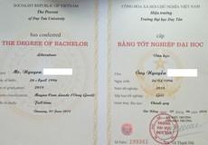 Trường Đại học Duy Tân (Đà Nẵng) bị tố 'lập lờ' trong tuyển sinh?