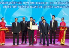Sun Group được vinh danh tại nhiều hạng mục Giải thưởng Du lịch Việt Nam 2018