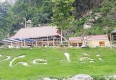 Dự án Khu sinh thái Phà Lài: Mới phê duyệt chi tiết, dự án đã triển khai xây dựng