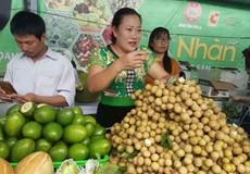 Người Hà thành ưa dùng nông sản Sơn La