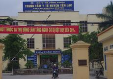 Trung tâm Y tế huyện Yên Lạc, Vĩnh Phúc: Nhiều khuất tất cần làm sáng tỏ!