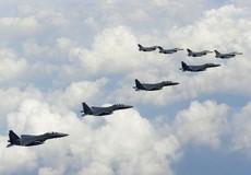 Hàn Quốc ngăn chặn máy bay Trung Quốc xâm nhập không phận