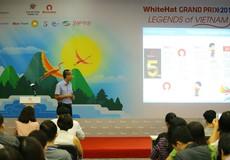 Vòng Chung kết WhiteHat Grand Prix 2018: Lần đầu tiên thi đối kháng trực tiếp tại Hà Nội