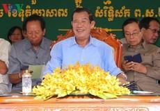 Tin tưởng Campuchia giành nhiều thành tựu to lớn hơn