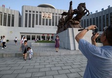 Triều Tiên ngừng cấp thị thực trước thềm kỷ niệm 70 năm Quốc khánh